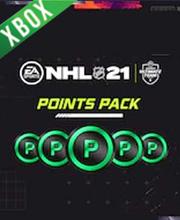 NHL 21 Points