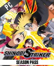 Naruto to Boruto Shinobi Striker Season Pass