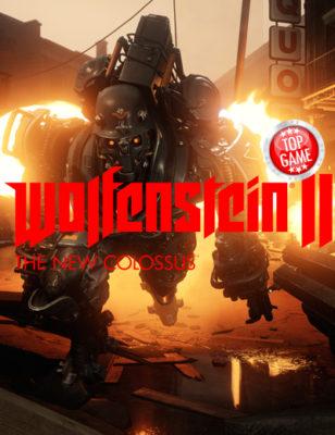 Bethesda répond à la polémique Nazi de Wolfenstein 2 The New Colossus