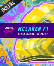 Need for Speed Heat McLaren F1 Black Market Delivery