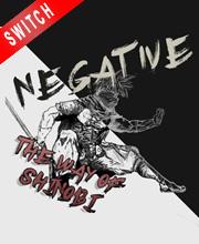 Negative The Way of Shinobi