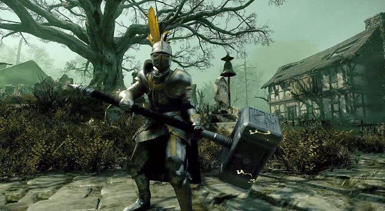 Buccaneer's War Hammer