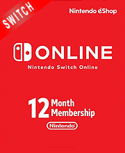 Nintendo Switch Online 12 Mois