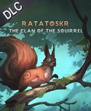 Northgard Ratatoskr Clan of the Squirrel