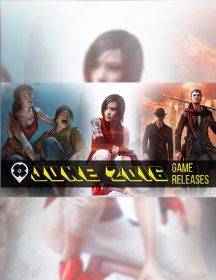 Sorties Jeux vidéos Juin 2016 : Mirror's Edge Catalyst, Hearts of Iron 4, et davantage !