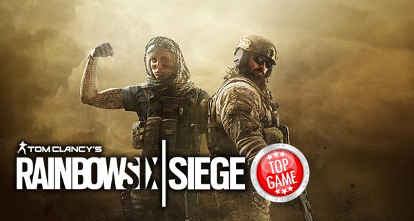 nouveaux opérateurs Rainbow Six Siege