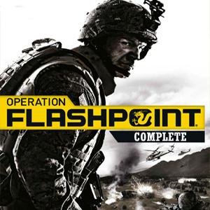 Acheter Operation Flashpoint Complete Clé CD Comparateur Prix