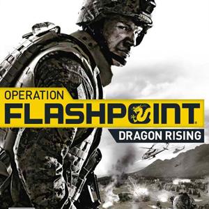 Acheter Operation Flashpoint Dragon Rising Clé CD Comparateur Prix