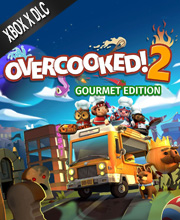 Overcooked 2 Gourmet Edition