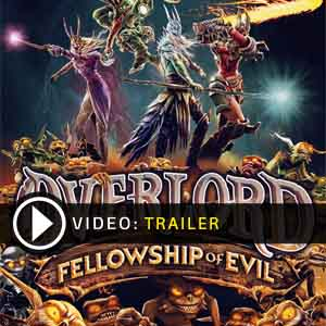 Acheter Overlord Fellowship of Evil Clé Cd Comparateur Prix