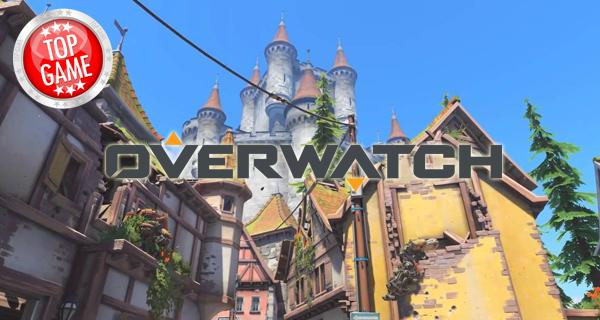 carte Eichenwalde Overwatch
