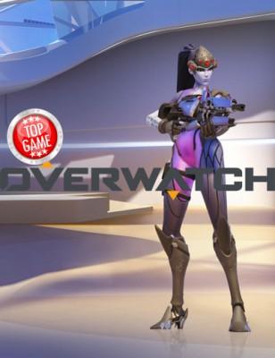 À voir : Overwatch, nouvelle animation courte avec Widowmaker