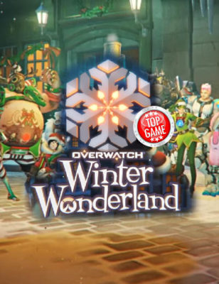 Overwatch Winter Wonderland prodigue l'esprit des fêtes