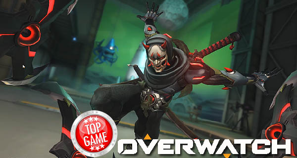 Oni Genji d'Overwatch skin