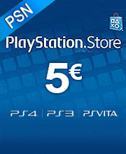 PSN Card 5€