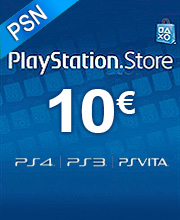 10 Euros Playstation Network