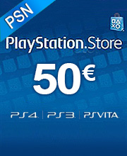 50 Euros Playstation Network