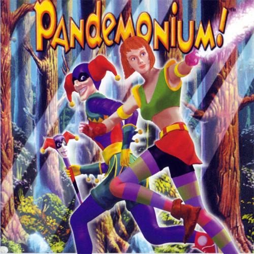 Acheter Pandemonium Clé CD Comparateur Prix