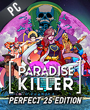 Paradise Killer Perfect 25 Edition