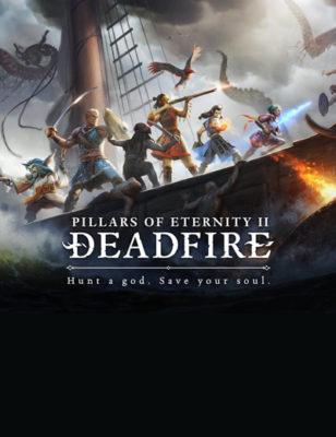 Annonce de Pillars of Eternity 2 Deadfire, objectif du financement participatif atteint