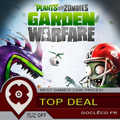 Plants vs Zombies Garden Warfare : Légende de la pelouse