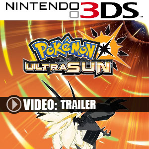 Acheter Pokemon Ultra Sun Nintendo 3DS Download Code Comparateur Prix