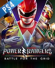 Power Rangers Battle for the Grid