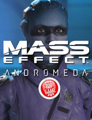 Présentation du vaisseau de Mass Effect Andromeda appelé Tempest !