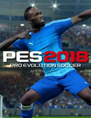 La pré-commande de Pro Evolution Soccer 2018 accueille Usain Bolt