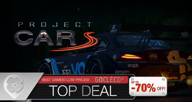 Project cars meilleur prix