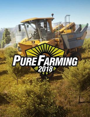 Pure Farming 2018 va vous donner des yeux dans le ciel