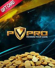 Carte Cadeau Pvpro