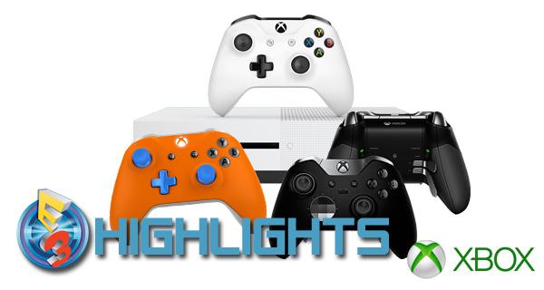 E3 2016 Xbox Microsoft Conférence