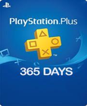 Playstation Plus 365 Jours PSN