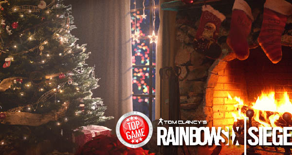 Rainbow Six Siege Holiday Event