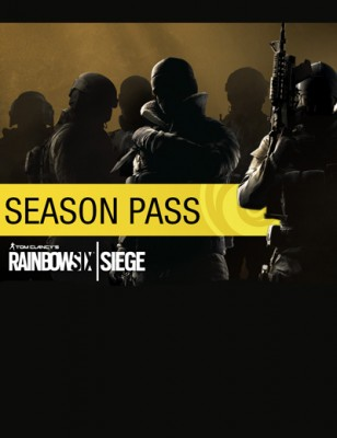 Rainbow Six Siege Season Pass: Le détail