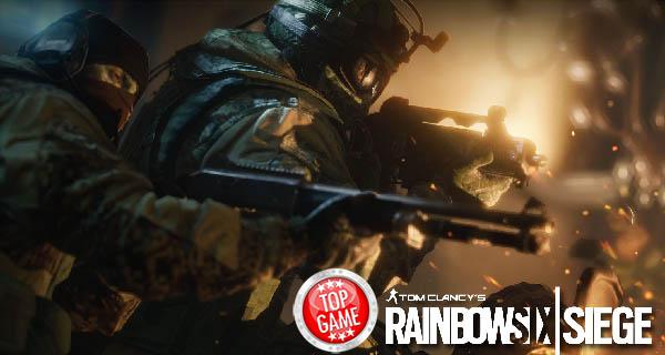 Rainbow Six Siege contenu supplémentaire