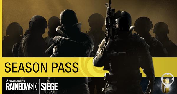 Rainbow Six Siege Season Pass