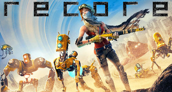 gameplay de ReCore