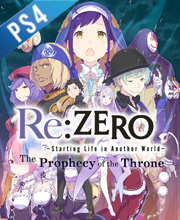 ReZERO Starting Life in Another World The Prophecy of the Throne