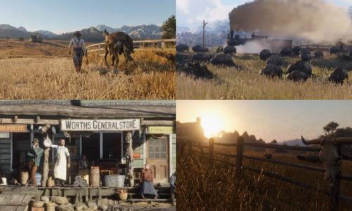 Red Dead Redemption 2 prévoit