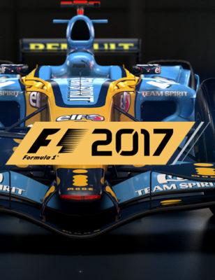Une nouvelle voiture de légende de F1 2017 dévoilée!