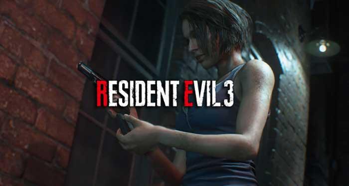 Resident Evil 3 : Raccoon City