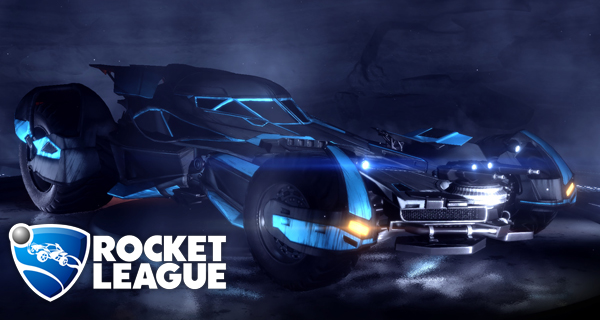 Rocket League Batmobile