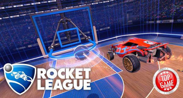 mise à jour de Rocket League Hoops