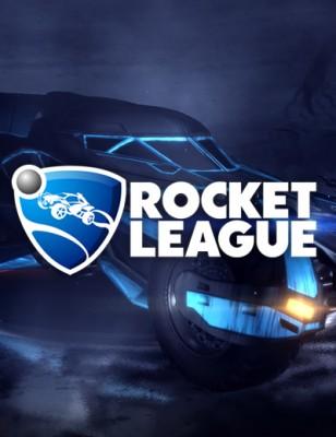 La Batmobile débarque sur Rocket League!