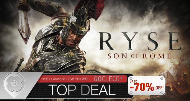 Ryse Son of Rome moins cher