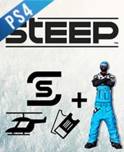 STEEP Welcome Pack