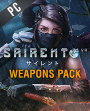 Sairento VR Weapons Pack