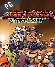 Scheming Through The Zombie Apocalypse Ep2 Caged